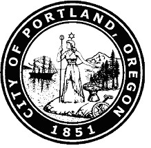 Seal of Portland